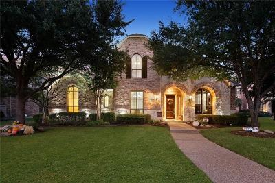Allen Single Family Home For Sale: 1216 San Saba Court