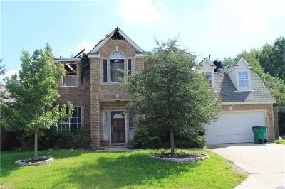 McKinney Single Family Home Active Option Contract: 2900 Sunset Ridge