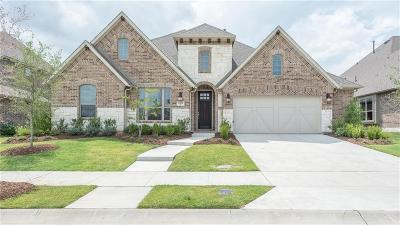 Little Elm Single Family Home For Sale: 9808 Grouse Ridge