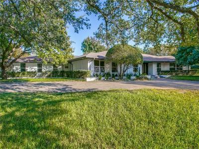 Single Family Home For Sale: 6186 Prestondell Drive