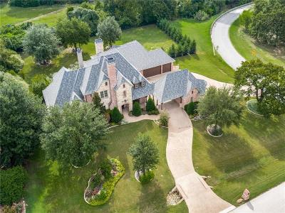 Flower Mound Single Family Home For Sale: 3800 Long Meadow Drive