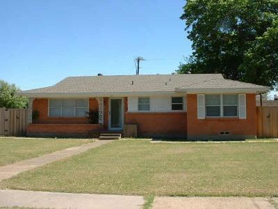 Richardson Single Family Home For Sale: 101 S Lindale Lane