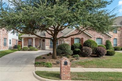 Flower Mound Single Family Home Active Option Contract: 4308 Cassandra Drive
