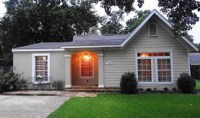 Grapevine Residential Lease For Lease: 1128 Airline Drive