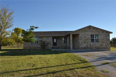 Abilene Single Family Home For Sale: 20859 County Road 304