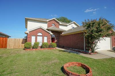 Single Family Home For Sale: 7307 Fossil Hill Drive