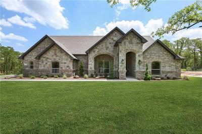 Archer County, Baylor County, Clay County, Jack County, Throckmorton County, Wichita County, Wise County Single Family Home For Sale: 425 County Road 3451