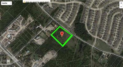Balch Springs Residential Lots & Land For Sale: 2503 McKenzie Road