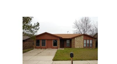 Watauga Single Family Home For Sale: 6649 N Park Drive