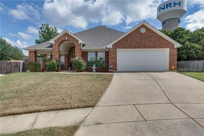 North Richland Hills Single Family Home Active Kick Out: 6904 Jessica Court