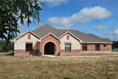 Springtown Single Family Home For Sale: 180 Carter Road