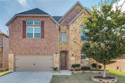 Mckinney Single Family Home Active Option Contract: 10209 Blackberry Street