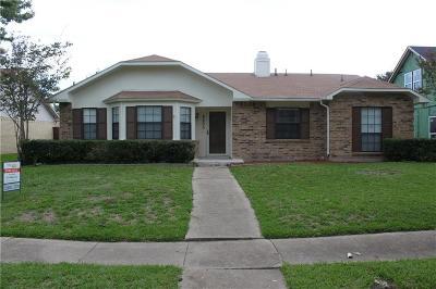 Rowlett Single Family Home For Sale: 8505 Kensington Drive
