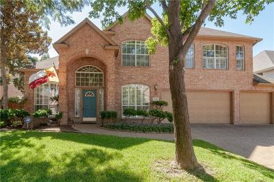 Flower Mound Single Family Home Active Option Contract: 3409 Augusta Drive