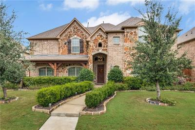 Frisco Single Family Home For Sale: 3536 Bellaire Court