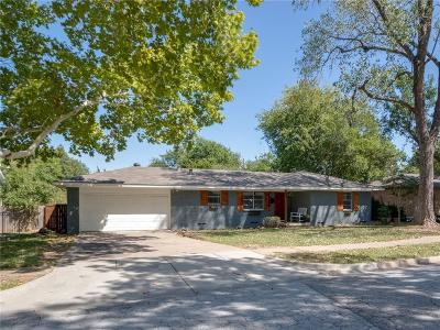 Rockwall Single Family Home For Sale: 210 Joe White Street