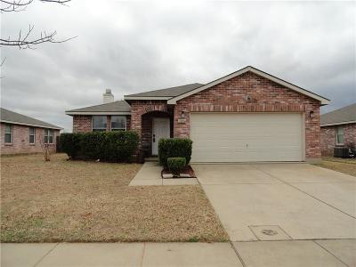 Denton Single Family Home For Sale: 3226 Andalusian Drive