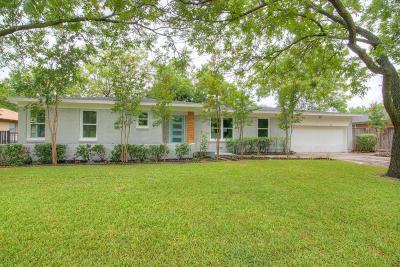 Dallas Single Family Home For Sale: 9739 Cloister Drive