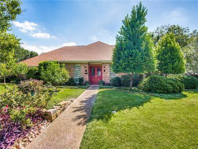 Dallas County Single Family Home Active Option Contract: 6934 Spanky Branch Drive