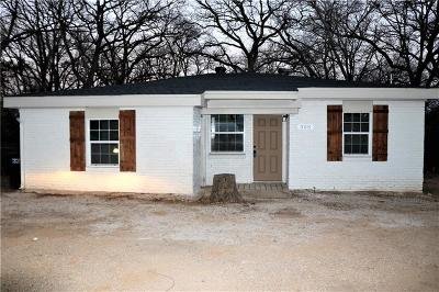 Kennedale Single Family Home For Sale: 508 N Dick Price Road