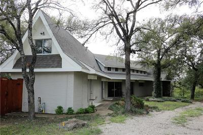 Fort Worth Single Family Home For Sale: 7990 Eagle Mountain Circle
