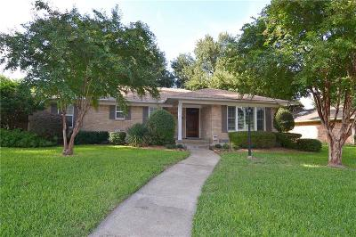 Dallas County Single Family Home For Sale: 7315 Dalewood Lane
