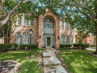Keller Single Family Home For Sale: 1621 Pleasant Run