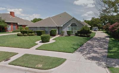 Rowlett Single Family Home For Sale: 4313 Lake Hill Drive
