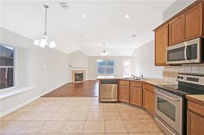 Grand Prairie Single Family Home For Sale: 1231 Lake Forest Drive