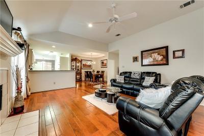 Plano Half Duplex For Sale: 4021 Angelina Drive