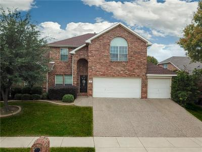 McKinney Single Family Home For Sale: 601 Cresthaven Drive