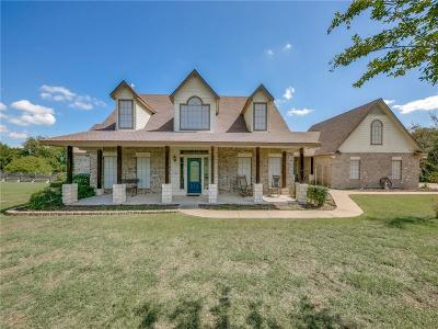 Waxahachie Single Family Home For Sale: 545 S Falling Leaves Drive