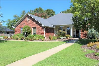 Tyler Single Family Home For Sale: 12100 Calcasieu Drive