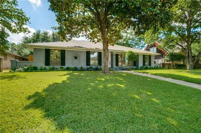 Single Family Home Active Option Contract: 9465 Meadowknoll Drive