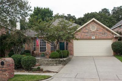 Flower Mound Single Family Home For Sale: 3109 Kiley Lane