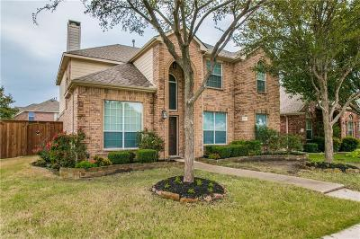 Allen Single Family Home For Sale: 208 N Arbor Ridge Drive