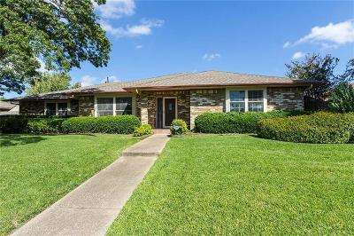 Denton County Single Family Home Active Option Contract: 1905 Kensington Drive