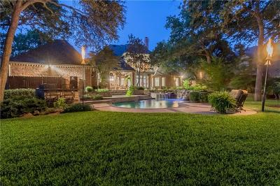 Coppell Single Family Home Active Option Contract: 513 Wales Court
