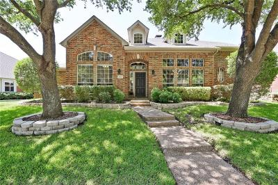 Allen Single Family Home For Sale: 1420 Comanche Drive
