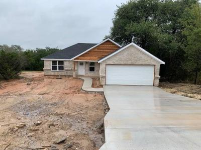 Granbury Single Family Home For Sale: 2715 San Gabriel Drive