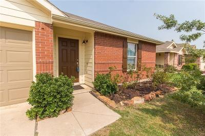 Rhome TX Single Family Home For Sale: $197,000