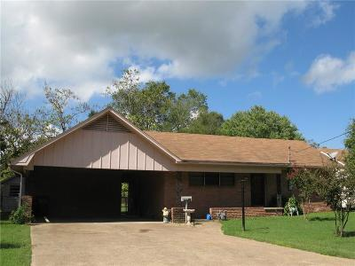 Grand Saline Single Family Home For Sale: 211 N Collier