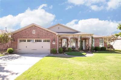 Frisco Single Family Home Active Option Contract: 1637 Harbor Springs Drive