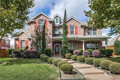 Wylie Single Family Home For Sale: 1703 Tamarack Drive