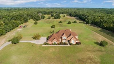 Quinlan Single Family Home For Sale: 6043 Fm 36 S