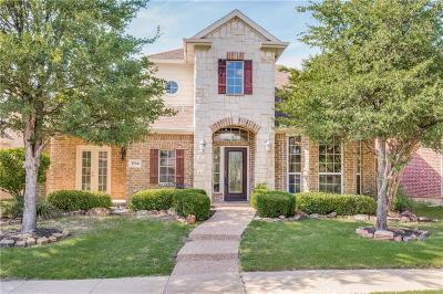 Frisco Single Family Home Active Option Contract: 3594 Lincoln Drive