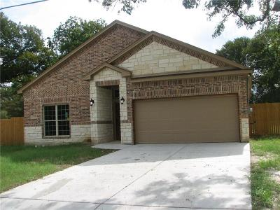 Lake Worth Single Family Home Active Option Contract: 3344 Hiawatha Trail