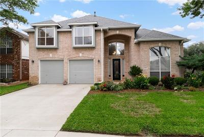 Flower Mound Single Family Home Active Contingent: 2500 Katina Drive
