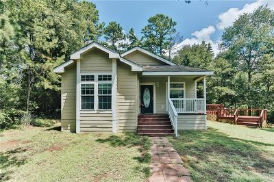 Lindale Single Family Home For Sale: 11784 Fm 16 W #A&B