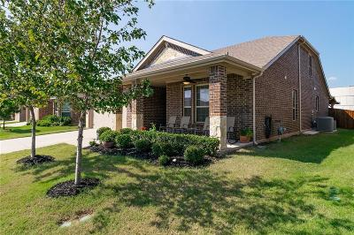 Melissa Single Family Home For Sale: 3405 Van Zandt Road